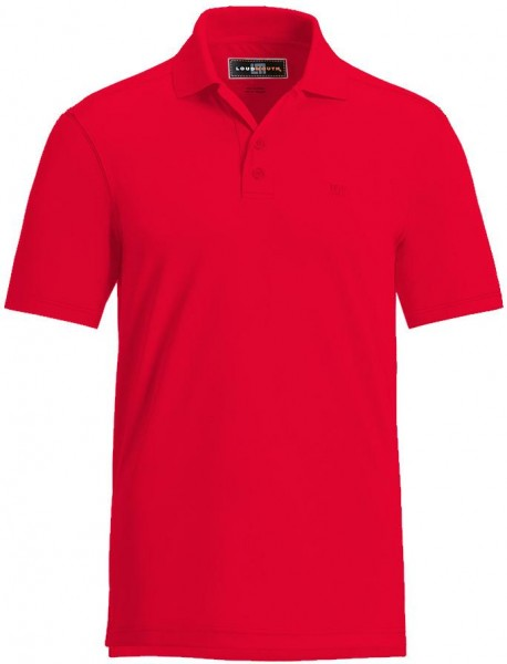 "Loudmouth Men's Shirt ""Fiery Red"""
