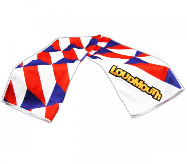 "Loudmouth Cooling Towel ""Czech Flag"""