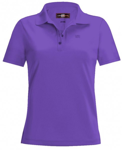 "Loudmouth Damen Polo ""Passion Flower"""