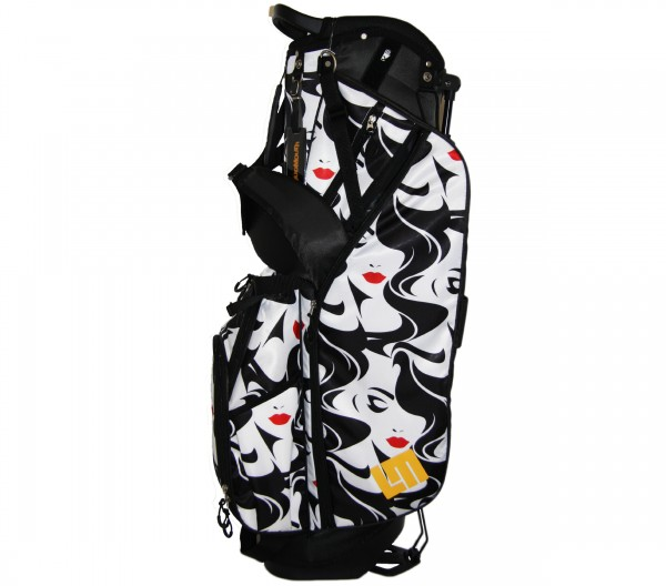"""NEW Loudmouth 8.5 inch Stand Bag """"Mona"""""""