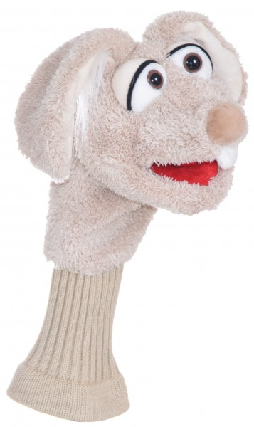 "Driver Headcover ""Mampfred from the Living Puppets"""
