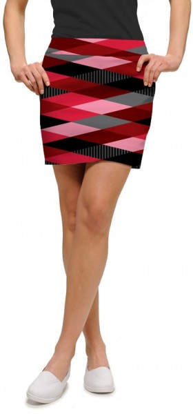 "Loudmouth Damen-Rock ""Fore Shades of Red"""