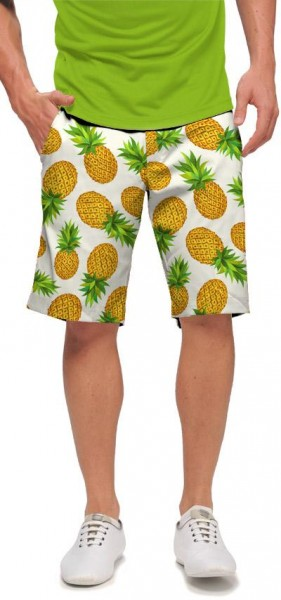 "Loudmouth Men's Golf Short ""Pina Colada"""