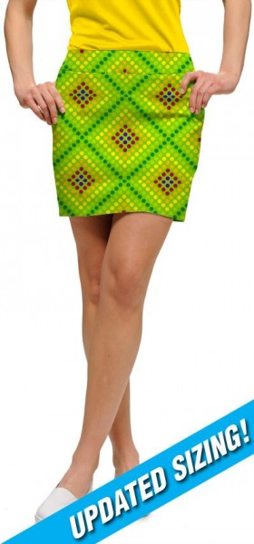 "LM Damen Skort "" Dot Matrix"""