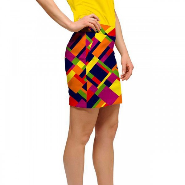 """Loudmouth Skort """"Wreck Tangles"""""""