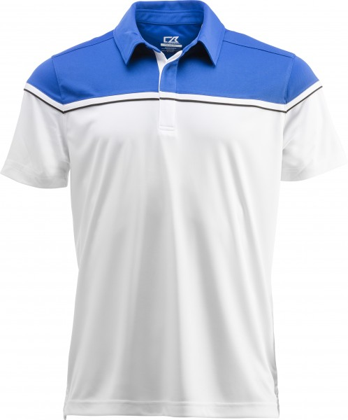 Sunset Polo Herren Royal Blue