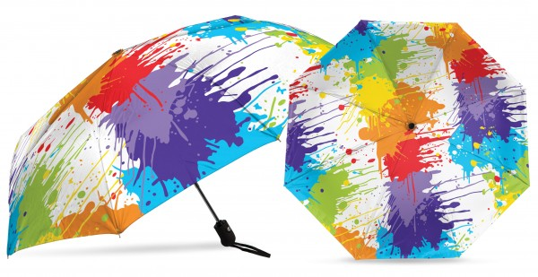 Loudmouth MINI Umbrella - Drop Cloth