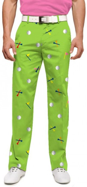 "Loudmouth Herren-Hose lang ""Fore!"""