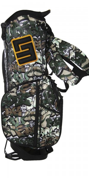 NEW Loudmouth Stand Bag-Tags Camo-