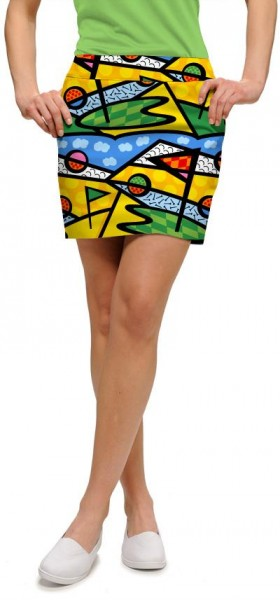 "Loudmouth Damen-Rock ""Golf Trip"""