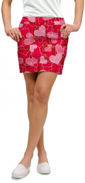 "Loudmouth Skort ""Sweethearts"""