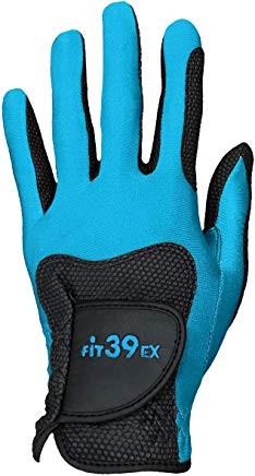 Handschuh Fit 39 Blau/Schwarz
