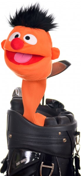 "Driver Headcover ""Ernie from Sesame Street"