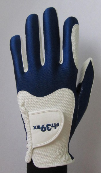Golf glove Fit 39 Navy/White