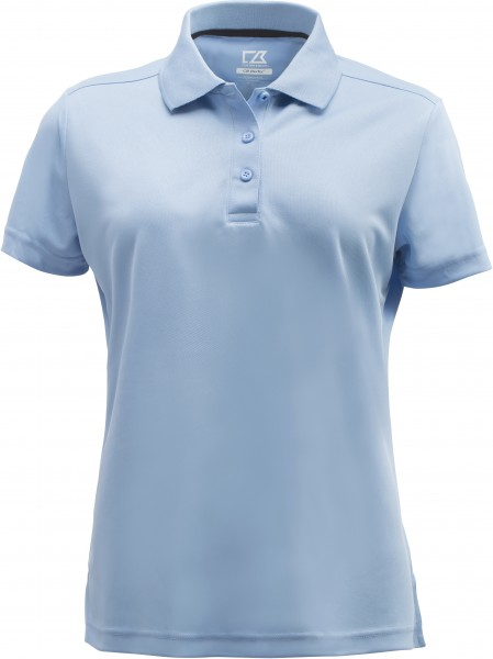 Kelowna Polo Damen Light Blue