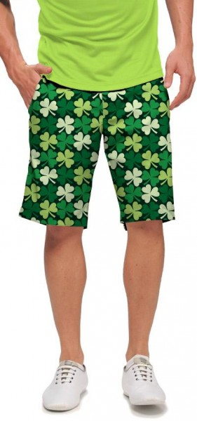 "Loudmouth Men's Golf Short ""Sham Totally Rocks"""