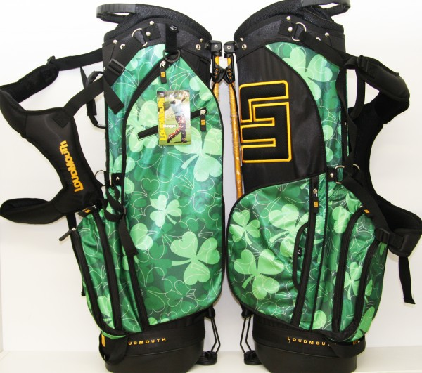 Loudmouth Stand Bag-Lucky
