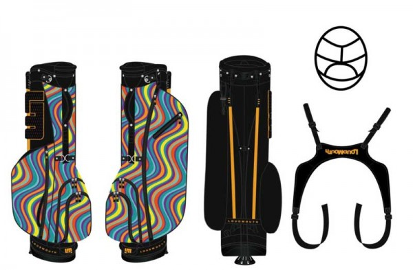Loudmouth Stand Bag-Torrey Lines