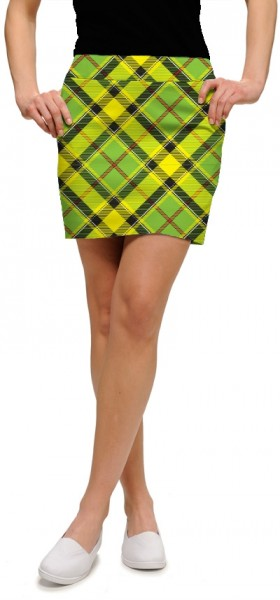 """Loudmouth Skort """"Mojito StretchTech"""""""