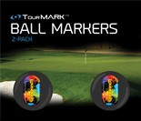 LM Ballmarker für Puttergriffe-Paint Ball-Standard