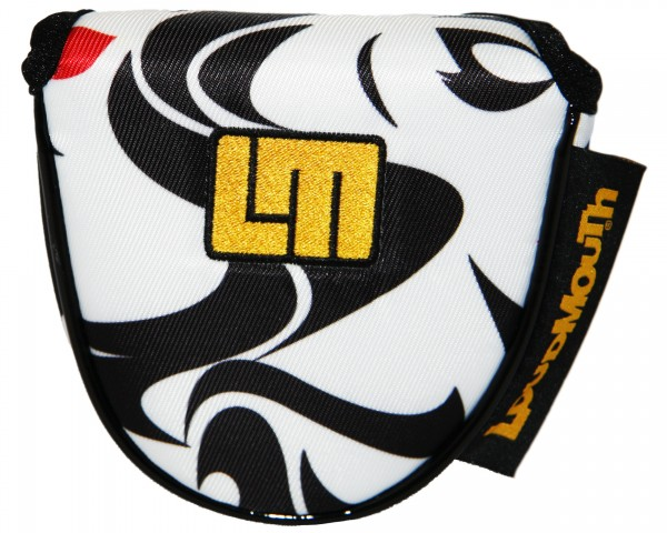 """Loudmouth Mallet Putter Cover """"Mona"""""""