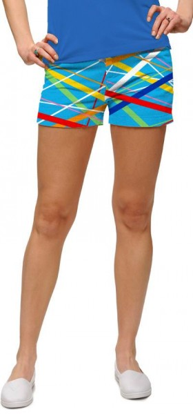 "Loudmouth Woman Mini-Shorts ""Stix"""