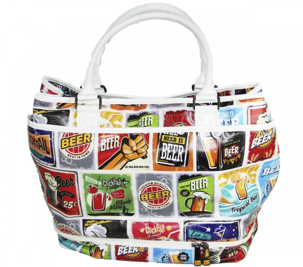"""Loudmouth Tote Bag """"Loudmouth Soup"""""""