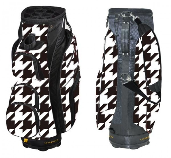 Loudmouth Cart Bag-Oakmont 2.0