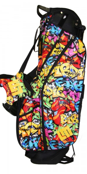 NEW Loudmouth Stand Bag -Tags-