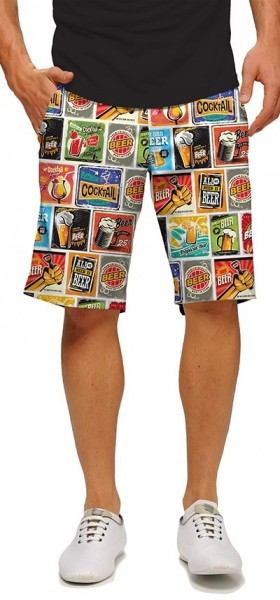 "Loudmouth Herren Short ""Loudmouth Soup StretchTech"""