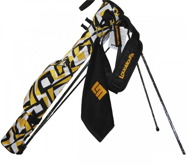 Loudmouth Self Stand Speed Golf Bag Tumbler