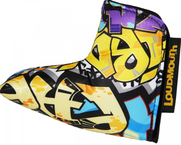 "Loudmouth Blade Putter Cover ""Los Angeles"""