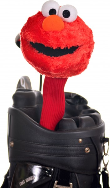 "Driver Headcover ""Elmo from Sesame Street"