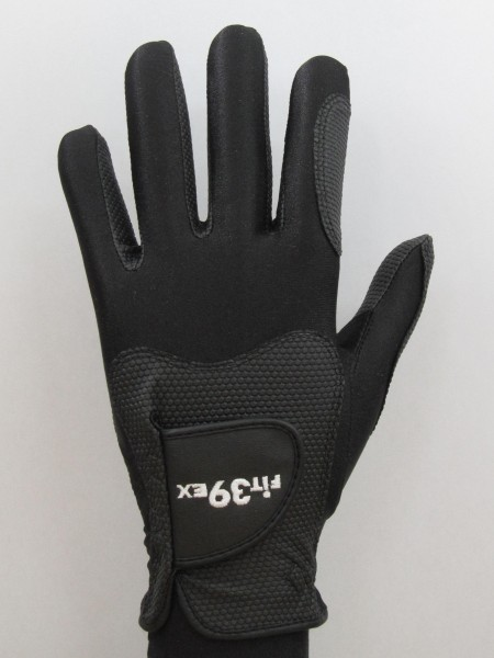 Golf Glove Fit 39 Black