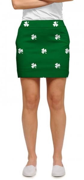 "Loudmouth Damen-Rock ""Shamrocks"""