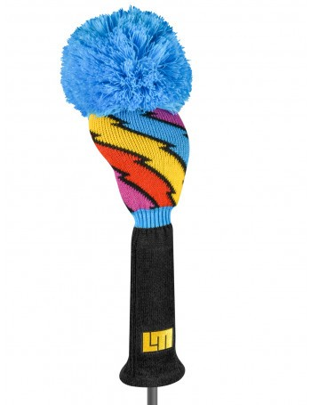 """Loudmouth Driver Headcover """"Captain Thunderbolt"""""""