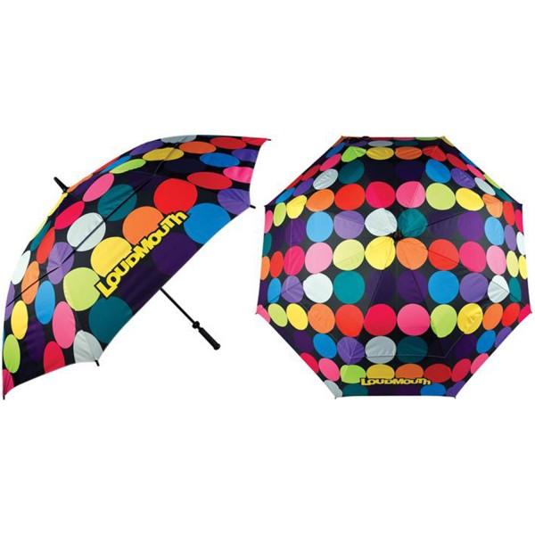 Loudmouth UV+ Umbrella-Disco Balls
