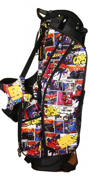 NEW Loudmouth Stand Bag-Crash-