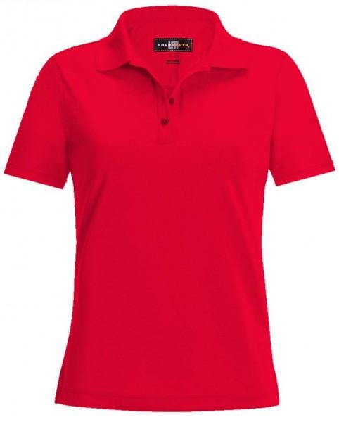 """Loudmouth Women's Shirt """"Fiery Red"""""""