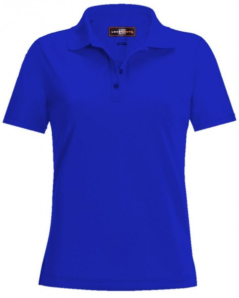 """Loudmouth Women's Shirt """"Dazzling Blue"""""""