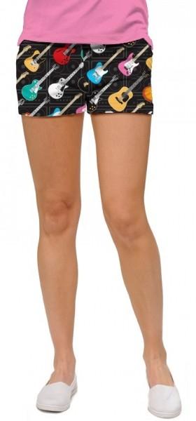 "Loudmouth Woman Mini-Shorts ""Rockstar"""