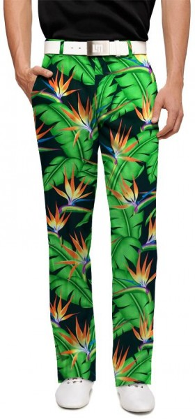 "Loudmouth Men's Golf Trousers ""Bora Bora"""