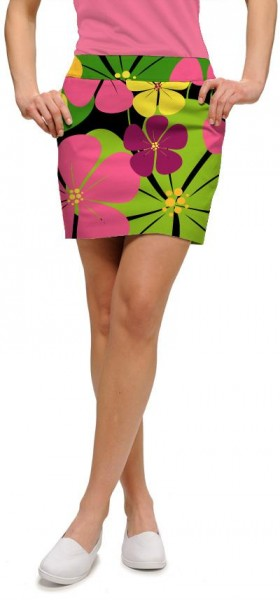 "Loudmouth Skort ""Big Poppies"""