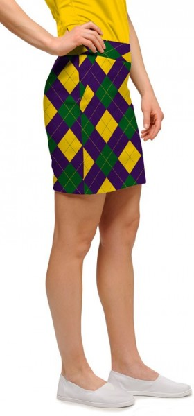 "Loudmouth Skort ""Toucan StretchTech"""
