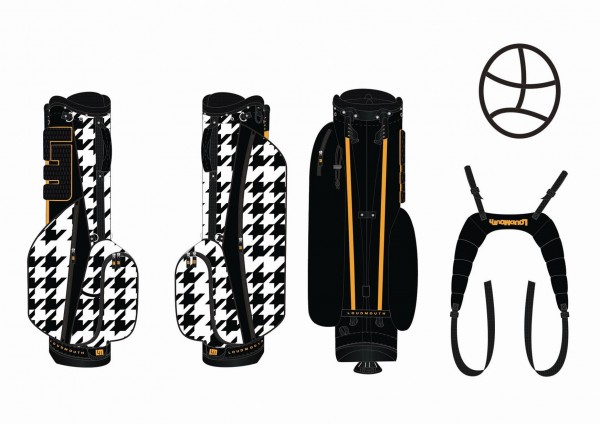 Loudmouth Stand Bag-Oakmont