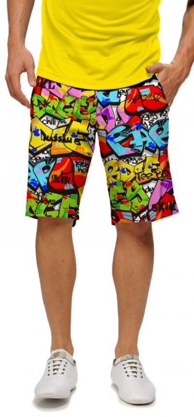 "Loudmouth Herren Short ""Tags"""