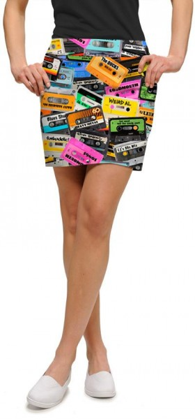 "Loudmouth Skort ""Party Mix"""