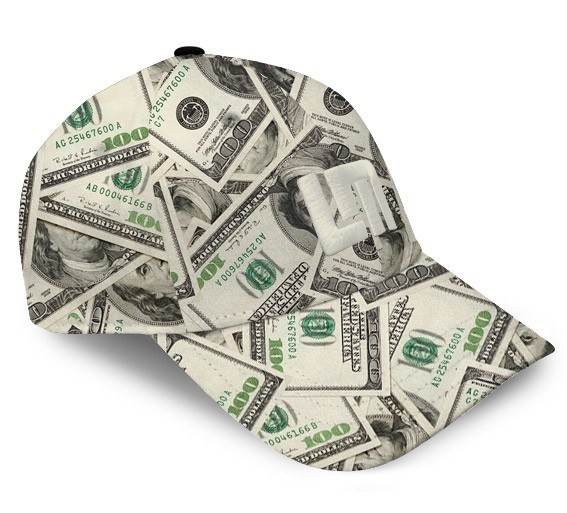 "Loudmouth All-Over Cap ""Hunnids"""