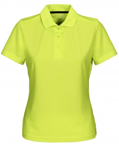 Kelowna Polo Damen Neon Yellow