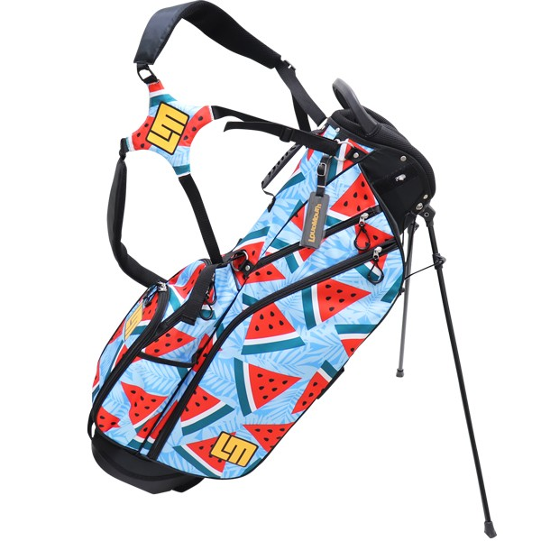 NEW Loudmouth Stand Bag-Melons-